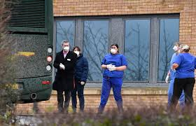 Confirman el primer caso de coronavirus en Irlanda del Norte; suman 16 en R. Unido