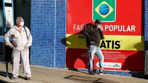 Latinoamérica supera a Europa en fallecidos por Covid-19
