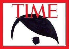 ¿Hitler y Trump en portada de la revista Time?, diseño se viraliza