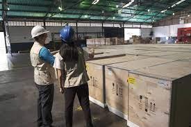 Venezuela recibe de Unicef 50 congeladores para las vacunas antiCovid-19